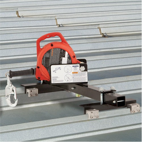 Protecta Pro 2190001 Standing Seam Roof Anchor Major Safety