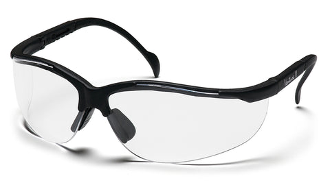 Pyramex SB1810S Venture II Clear Lens Safety Glasses - front