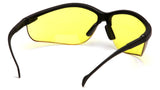 Pyramex SB1830S Venture II Amber Lens Safety Glasses