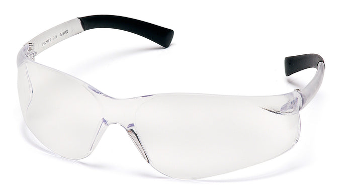 Pyramex S2510S Ztek Clear Lens Safety Glasses