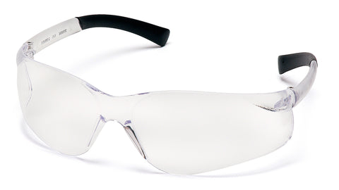 Pyramex S2510S Ztek Clear Lens Safety Glasses - front