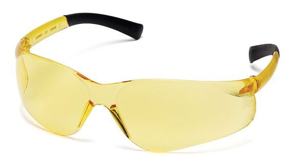 Pyramex S2530S Ztek Amber Lens Safety Glasses