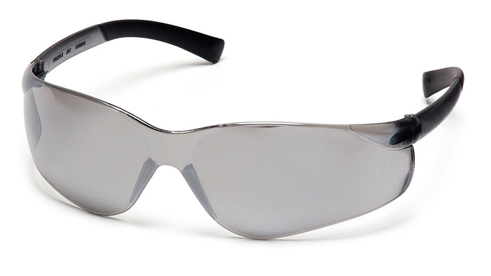 Pyramex S2570S Ztek Silver Mirror Lens Safety Glasses