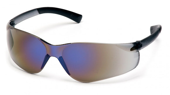 Pyramex S2575S Ztek Blue Mirror Lens Safety Glasses