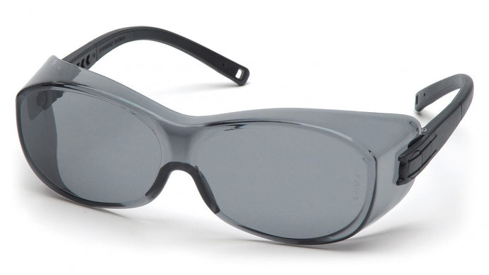 Pyramex S3520SJ OTS Gray Lens Safety Glasses