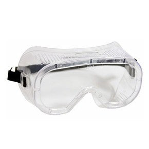 Radnor 64005096 Particle Goggle with Anti-Fog Lens