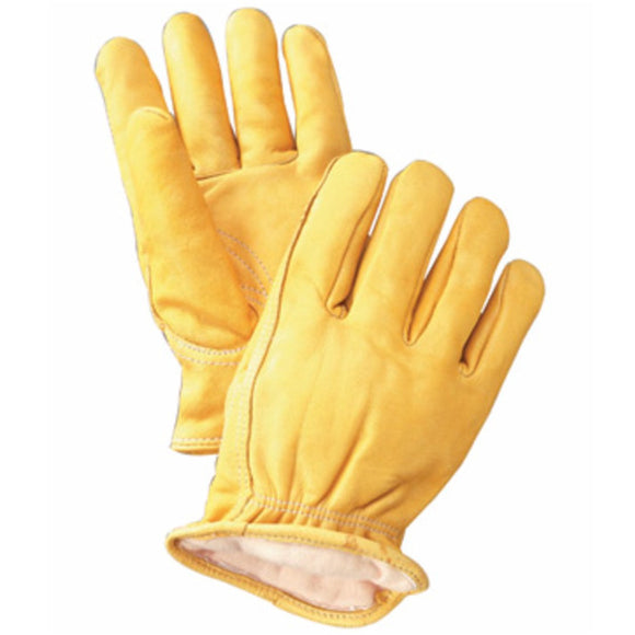 Radnor Premium Grain Deerskin Thinsulate Lined Drivers Glove