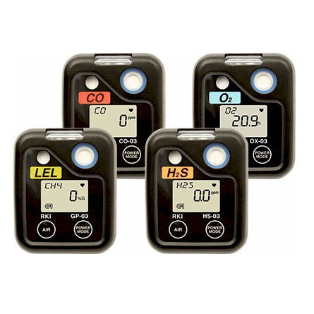 RKI 03 Series Single Gas Detector