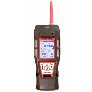 RKI GX-6000 Portable and Confined Space Gas Detector