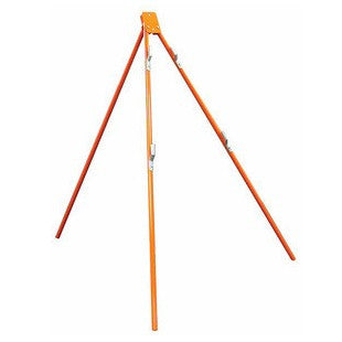 Safety Flag RSS-TP Economy Tripod Highway Sign Stand