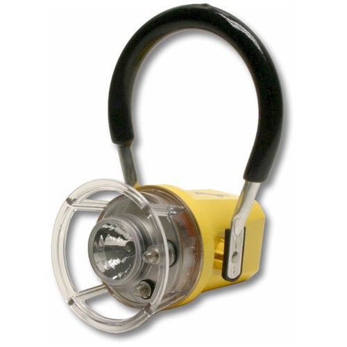 Star Headlight Model 292 Yellow Trainman Lantern