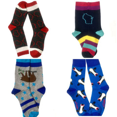 Women's Cotton Crew Socks