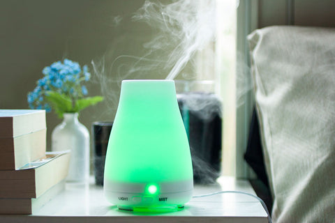 Why you should use an essential oil diffuser.