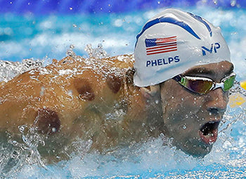 celluvac cupping michael phelps