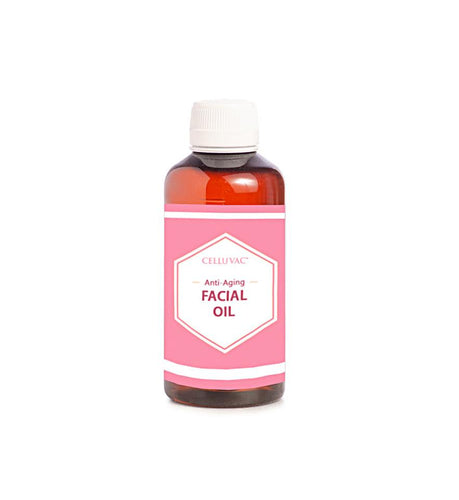 Anti-Aging Facial Oil - Wild Rose - Celluvac