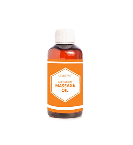 Anti-Cellulite Massage Oil - Citrus Synergy - Celluvac