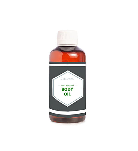 Post-Workout Massage Oil - Muscle Soother - Celluvac