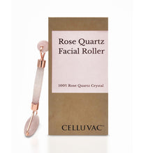 Load image into Gallery viewer, Rose Quartz Facial Roller