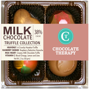 4 pc Milk Chocolate Collection