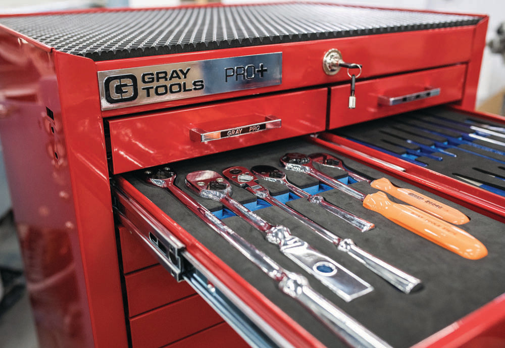 How to Organize Your Tools inside Your Toolbox – Gray Tools Online ...