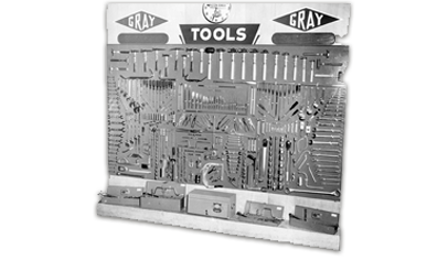 Gray Manufacturing & Machine Company - 1960