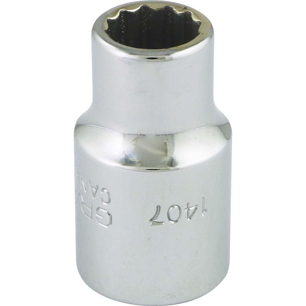 "1/2"" Drive 12 Point Standard Length Sockets"