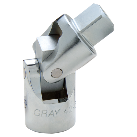 "3/4"" drive chrome universal joint"