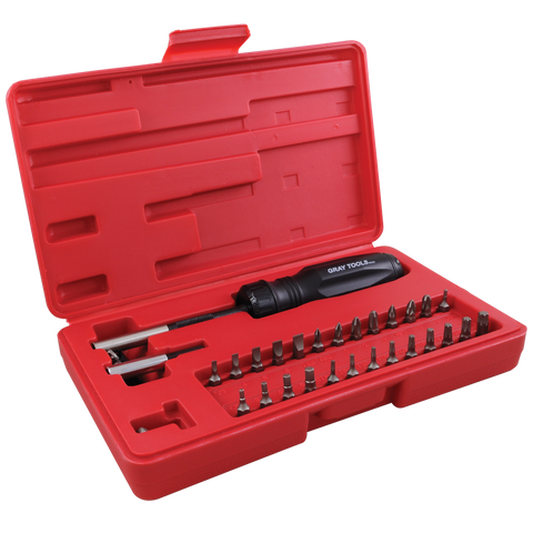 Gearless screwdriver set