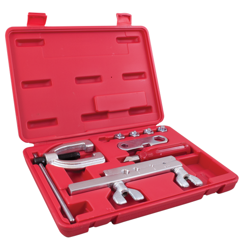 8 piece i s o metric bubble flaring tool set
