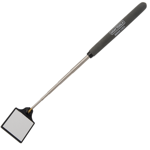 swivel head telescopic inspection mirror 89905