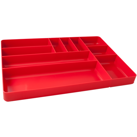 10 compartment tray organizer