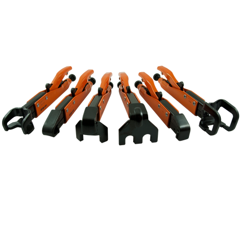 6 Piece Grip-on® Axial Grip Locking Pliers