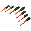 Insulated 7 Piece Metric Nut Driver Set