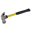 Claw Hammer with Fiberglass Handle