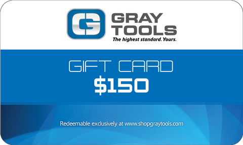 Gray Tools Gift Cards