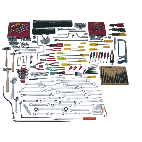 295 Piece Aircraft Maintenance Set - Tools Only