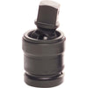 "1-1/2"" Drive Universal Joint Impact Socket - Impact Black Industrial Finish"