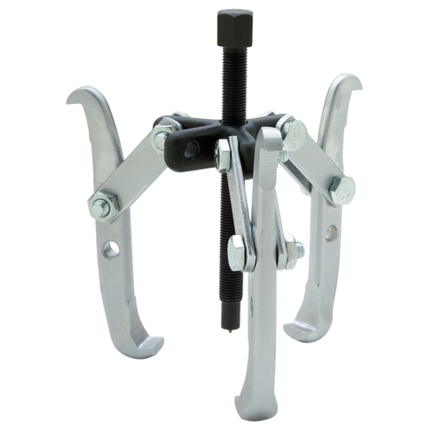 adjustable reversible 3 jaw puller