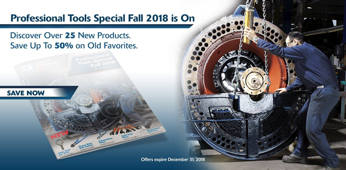2016 Fall Tools Special