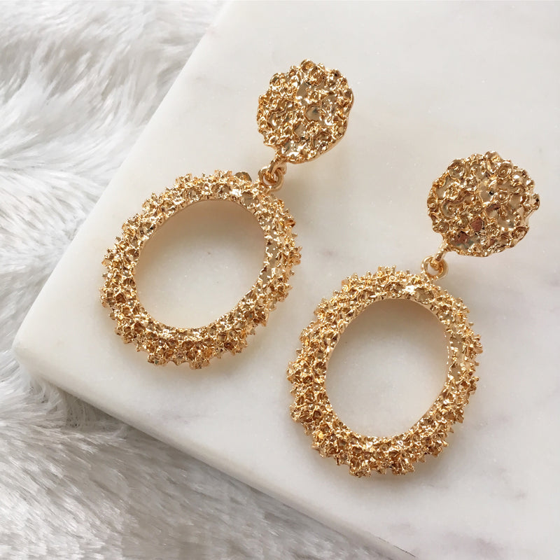 Boucles Little Gold