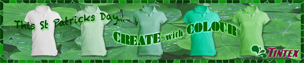 Green Dyed Polo Shirts