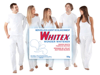 Whitex gets fabric bright
