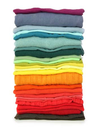 fabric dyed clothes