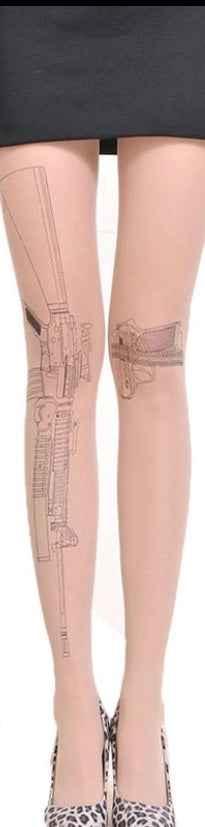 Tattoo Stockings