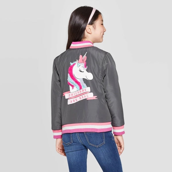 Minnie-Unicorn Mix Varsity