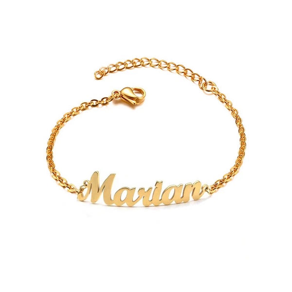Personalized Anklet