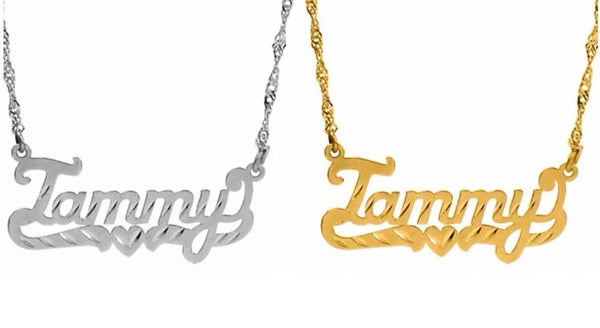 Tammy Personalized Style