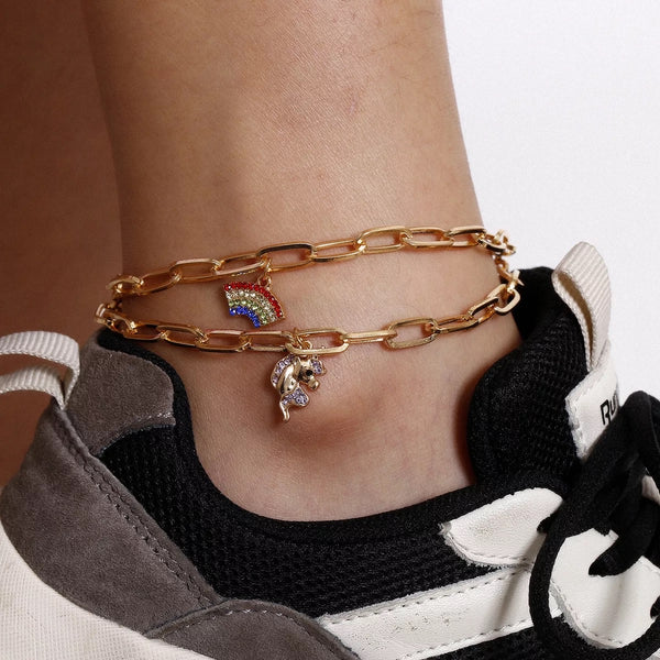 Double Anklet