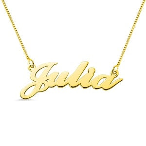 Personalized Julia Necklace