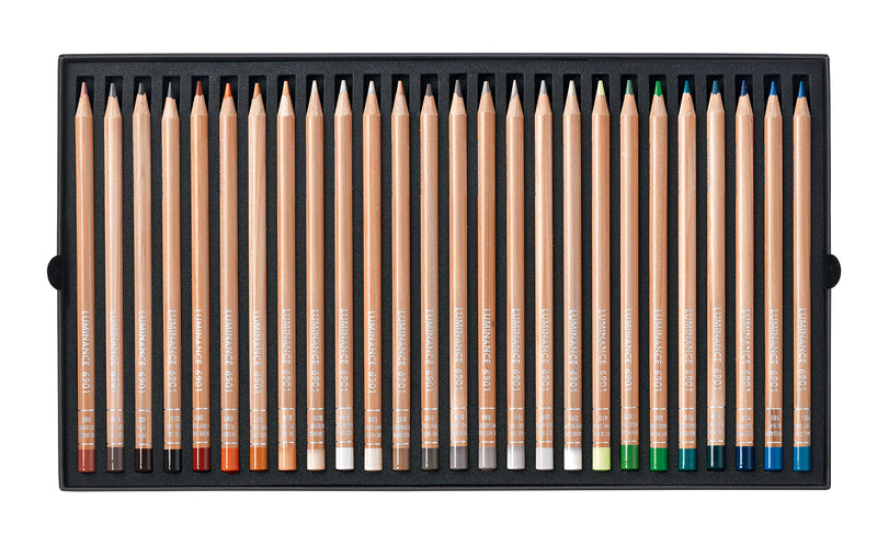 LUMINANCE 6901® - 76 COLORES+ 2 FULL BLENDER - Caran d'Ache Colombia